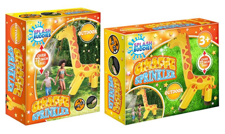 Splash Buddies Sprinkler Girafe - Édition anglaise