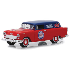 1:64 Running on Empty Series 7 - 1955 Chevrolet One Fifty Sedan Delivery