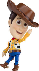 "Good Smile Company - Toy Story-Woody Nendoroid 4"" Figure - English Edition"