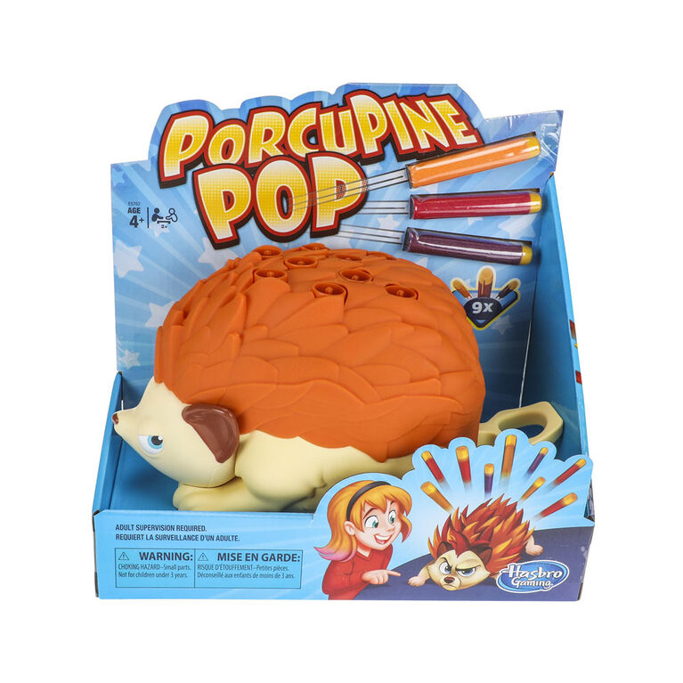 Hasbro Gaming - Porcupine Pop Game