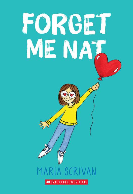 Scholastic - Nat Enough #2: Forget Me Nat - English Edition
