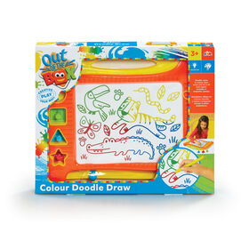 Out of the Box Doodle Colour Drawing Board - R Exclusive