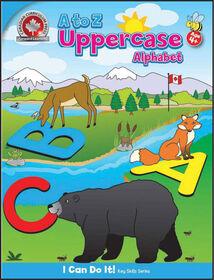 Upper Case Alphabet Workbook
