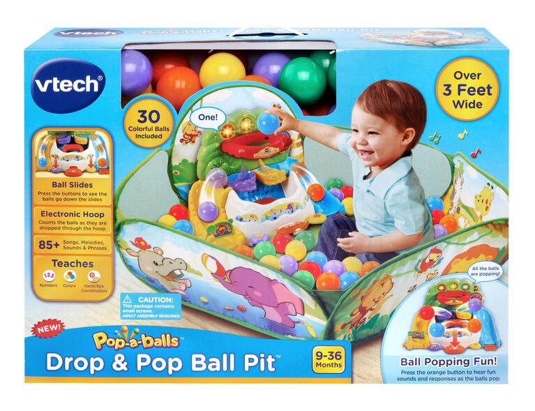 Pop-a-Balls™ Drop & Pop Ball Pit™ - English Edition