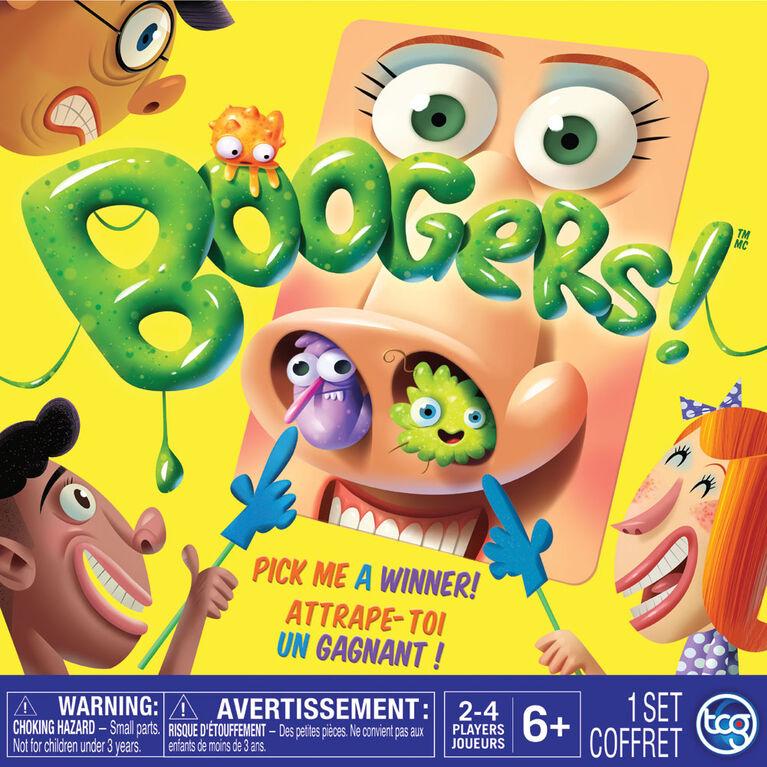 TCG Toys - Boogers