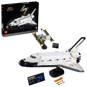 LEGO Icons La navette spatiale Discovery de la NASA 10283