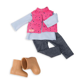 Our Generation, Trekking Star, Travel Outfit for 18-inch Dolls