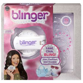 Blinger - Collection de diamants - blanche.