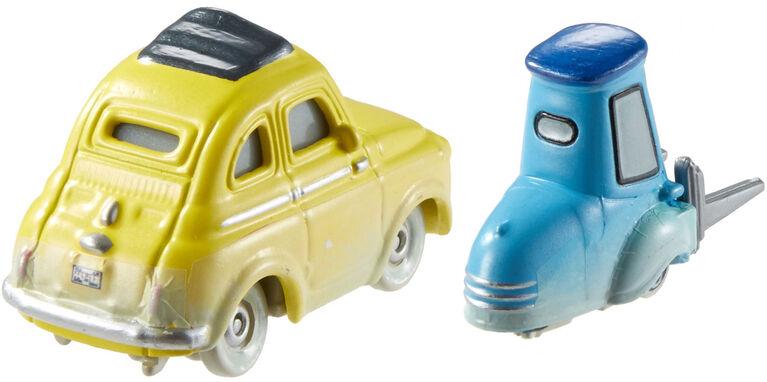 Disney/Pixar Cars Fireball Beach Racers Luigi & Guido Die-Cast Vehicles