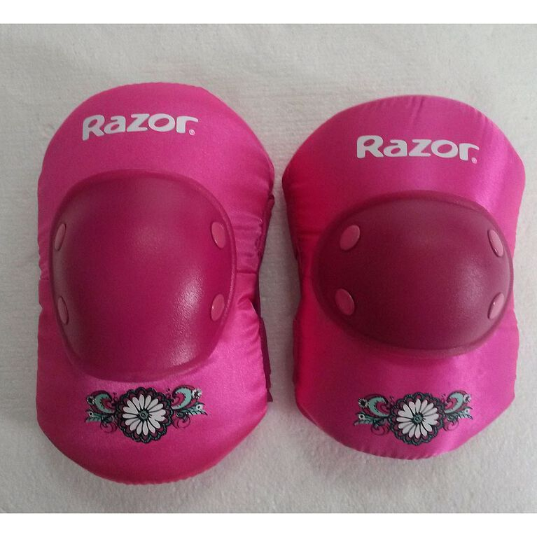 Razor - Multi-Sport Elbow & Knee Pads - Daisy