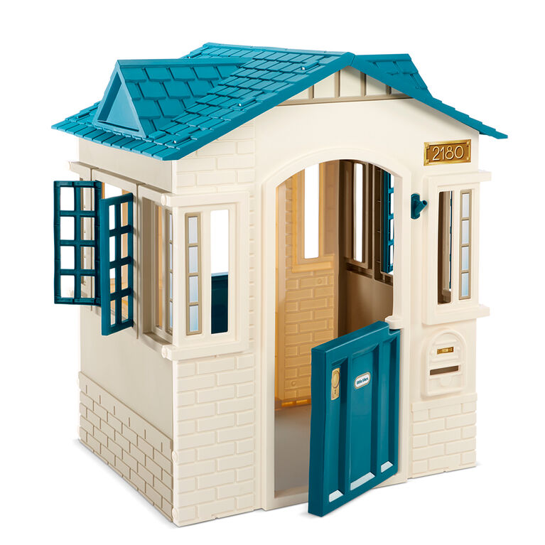 Maisonnette Little Tikes Cape Cottage, bleue