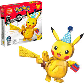 Mega Construx Pokemon Celebration Pikachu