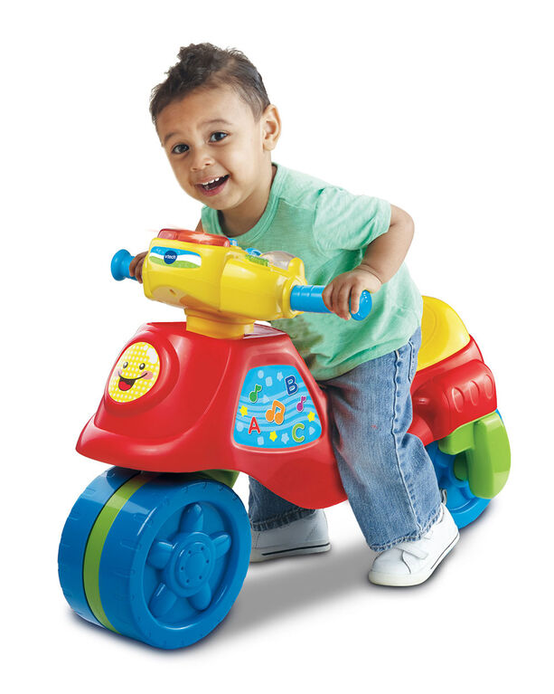 VTech 2-in-1 Learn & Zoom Motorbike - English Edition