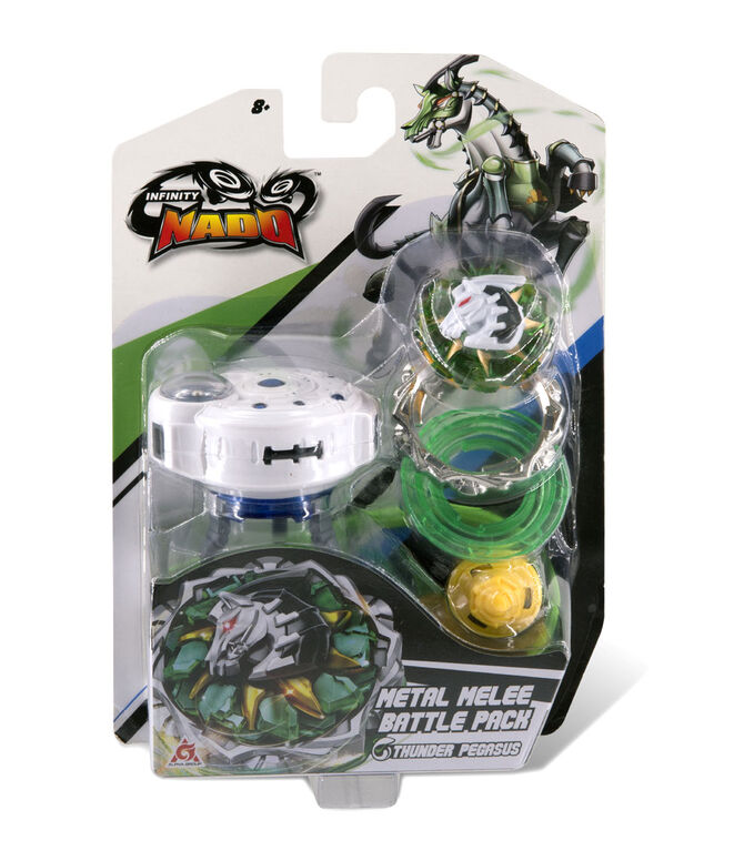 Infinity Nado V - Metal Melee Battle Pack - Thunder Pegasus - R Exclusive
