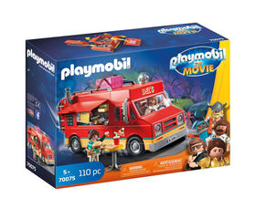 Playmobil - Del's Food Truck