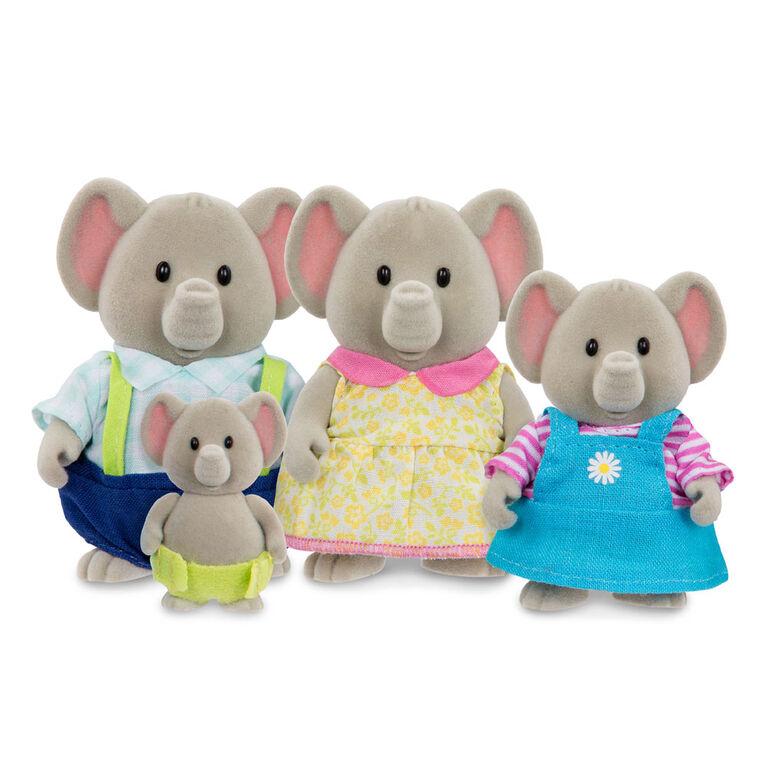Li'l Woodzeez, Oliphant Elephant Family