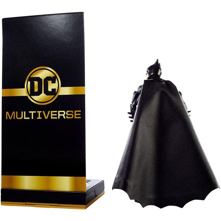 DC Comics -  Multiverse Signature Collection Batman Forever Batman Figure