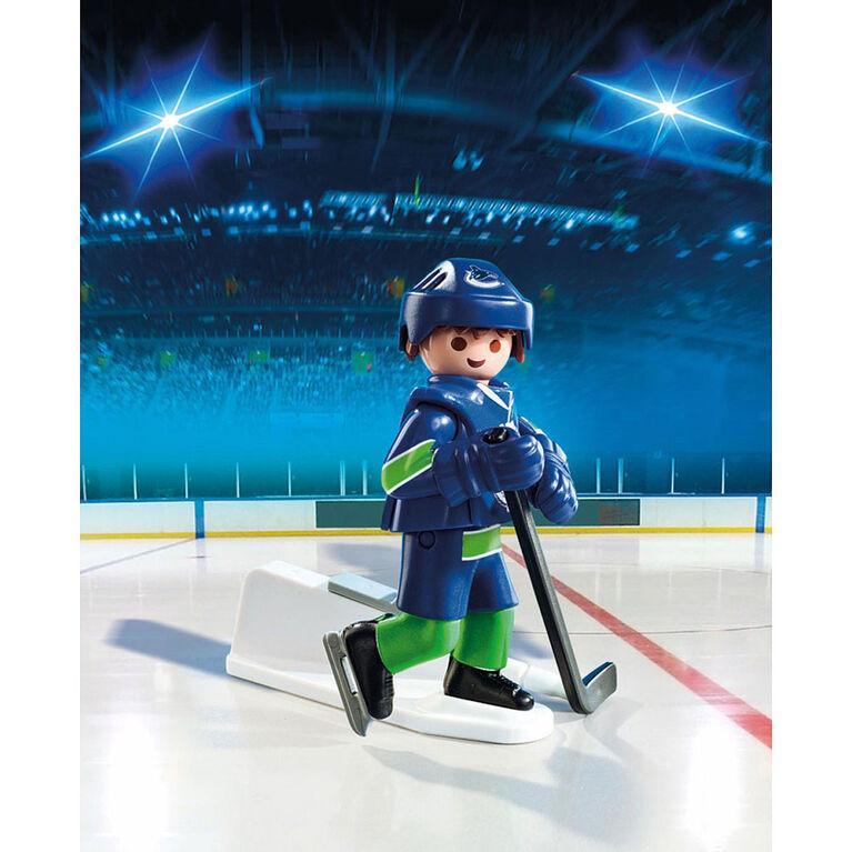 Playmobil - LNH Joueur des Vancouver Canucks