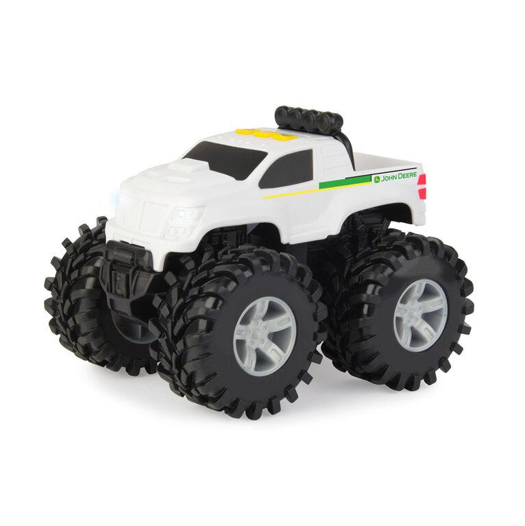 John Deere - Lights and Sound Monster Tread - Truck.