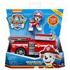 PAW Patrol, Camion de pompier de Marcus avec figurine à collectionner