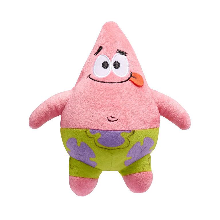 "Spongebob Squarepants 2 Patrick Star Plush Doll 8/"" New"