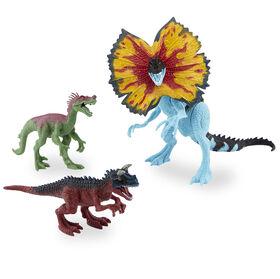 Coffret découverte dinosaures Animal Planet