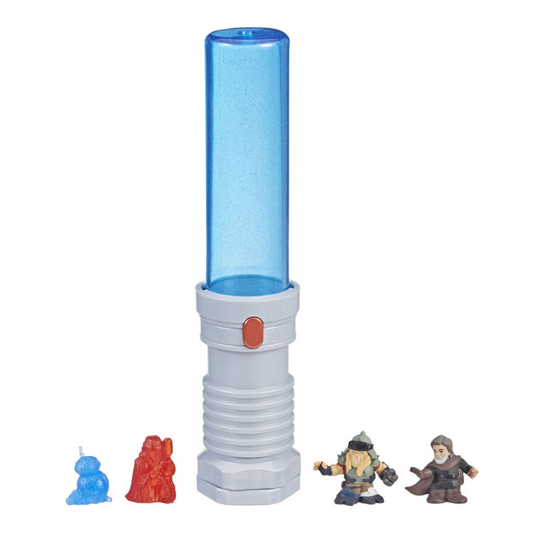 Star Wars Micro Force WOW! - Série 1.
