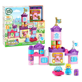 LeapFrog LeapBuilders Shapes and Music Castle - English Edition  051365