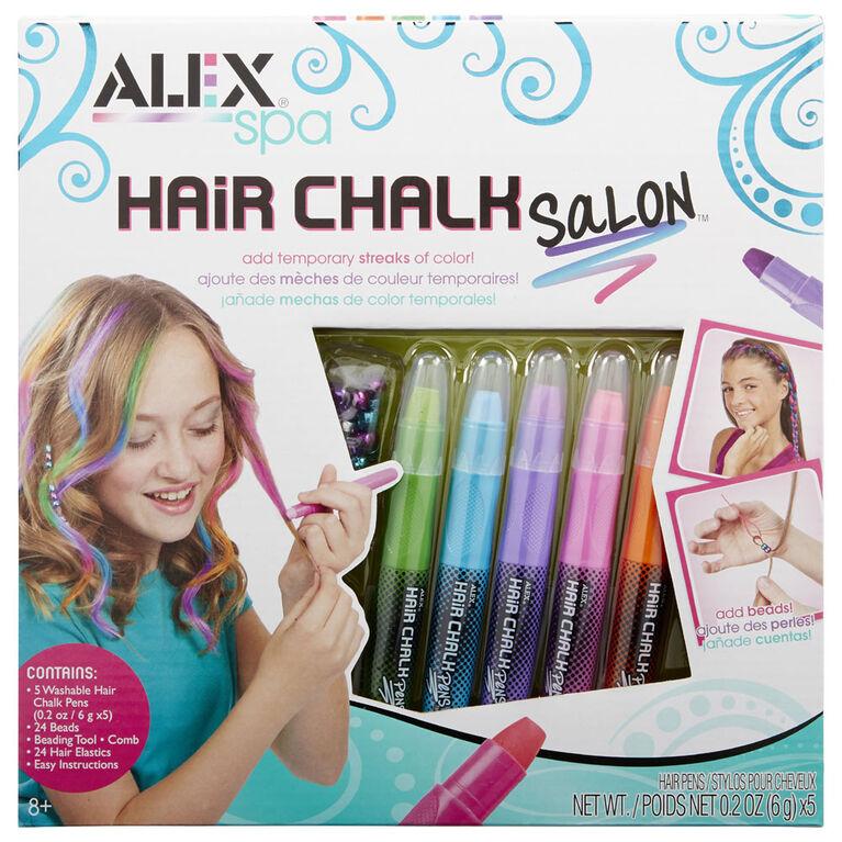ALEX Spa - Salon Craies Pour Cheveux.