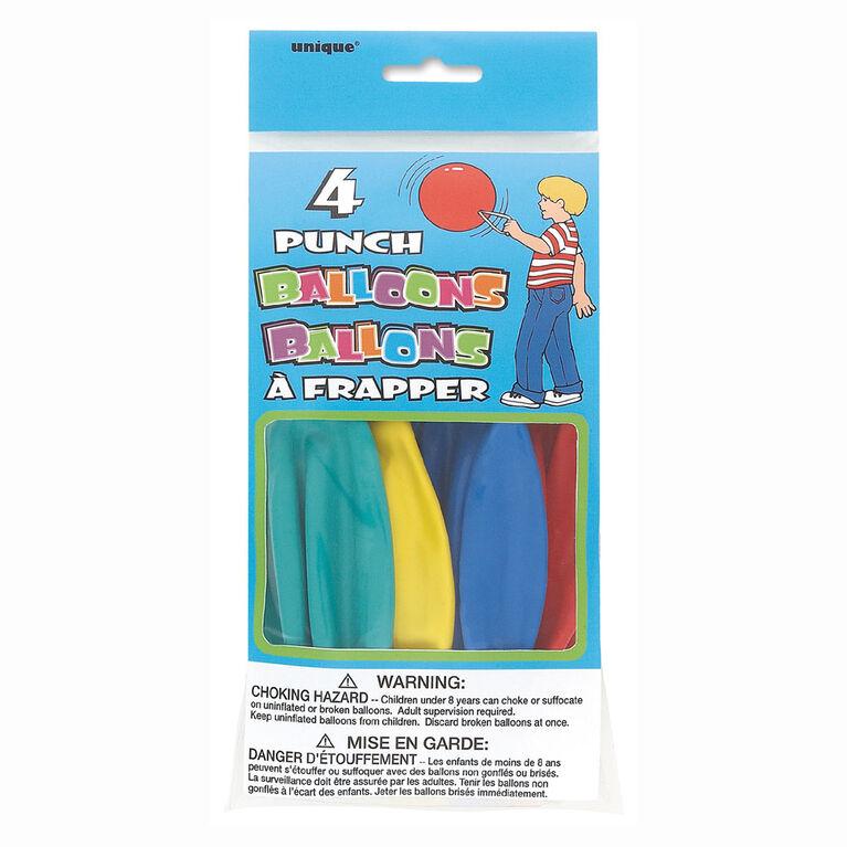 Ballons A Frapper - 4un