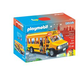 Playmobil - School Bus (5680)