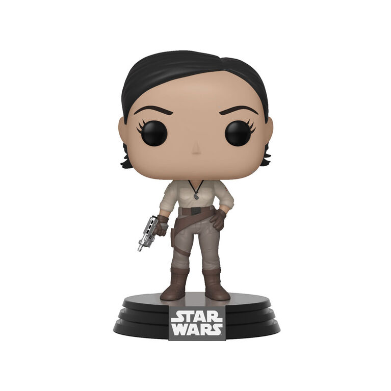 Figurine en vinyle Rose par Funko POP! Star Wars Rise of Skywalker