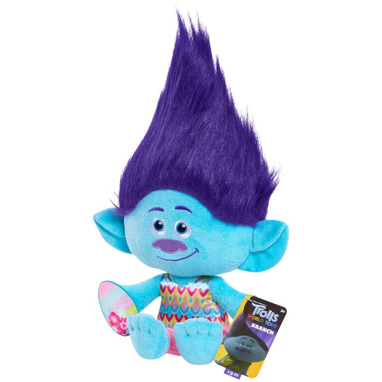 DreamWorks Trolls World Tour Large Branch Easter Plush