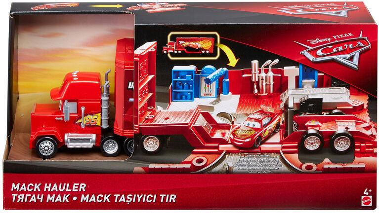 Disney/Pixar Les Bagnoles - Camion Mack.