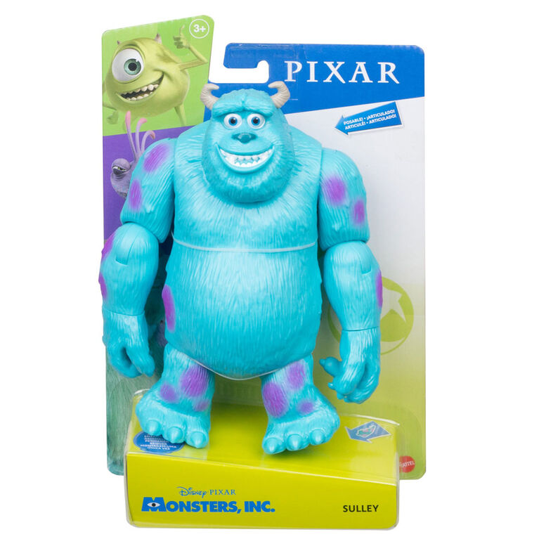 "Disney Pixar - Monstres, Inc. - Figurine Sully (""Sulley"")"