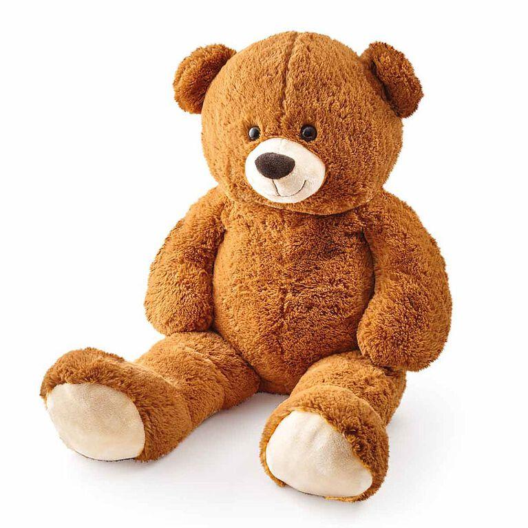 "Snuggle Buddies Bertie 39"" Giant Teddy Bear - R Exclusive - English Edition"
