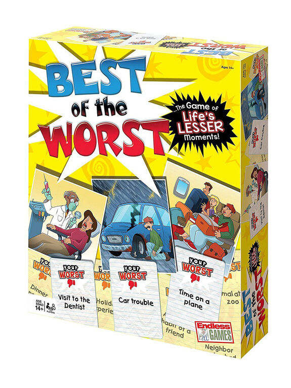 Endless Games - Best of the Worst