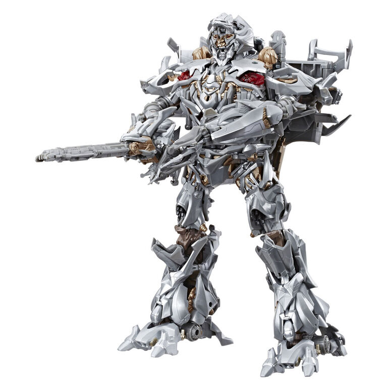 Transformers Masterpiece Movie Series Megatron MPM-8, 12-inch scale