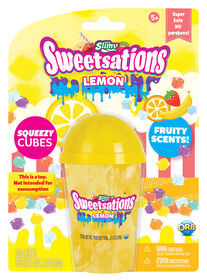OrbSlimy Sweetsations (130g) - Yellow