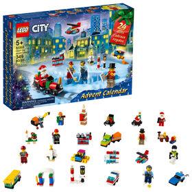 LEGO City Le calendrier de l'Avent 60303