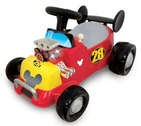 Roadster de Mickey Sons et lumières
