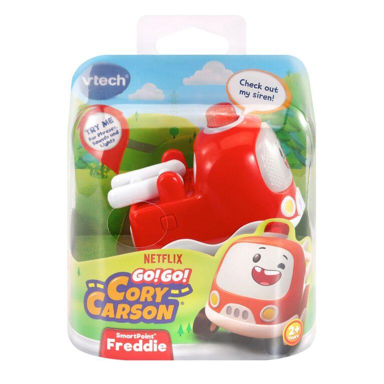 VTech Go! Go! Cory Carson® SmartPoint® Freddie - English Edition