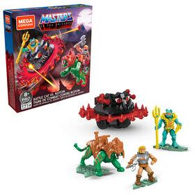 Mega Construx - Les Maîtres de l'Univers - Tigre de Combat contre Roton