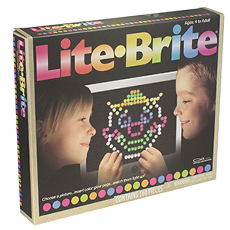 Lite Brite - Magic Screen