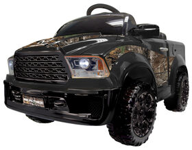 Realtree Truck 12V- Black
