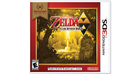 Nintendo 3DS - Nintendo Selects: The Legend of Zelda: A Link Between Worlds