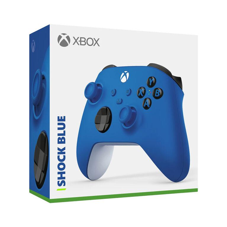 XBSX Wireless Controller Shock Blue