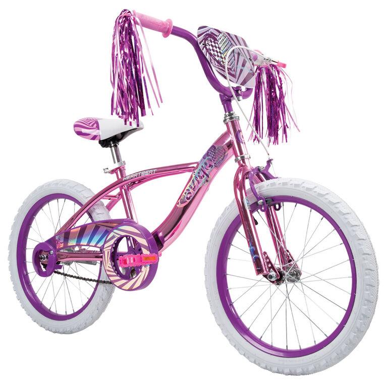 Vélo de 18 po, Avigo Heartbeat pour Filles - Notre exclusivité