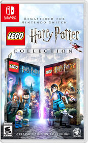 Nintendo Switch - LEGO Harry Potter Collection