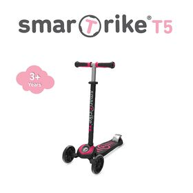 smarTrike T5 Scooter – Rose